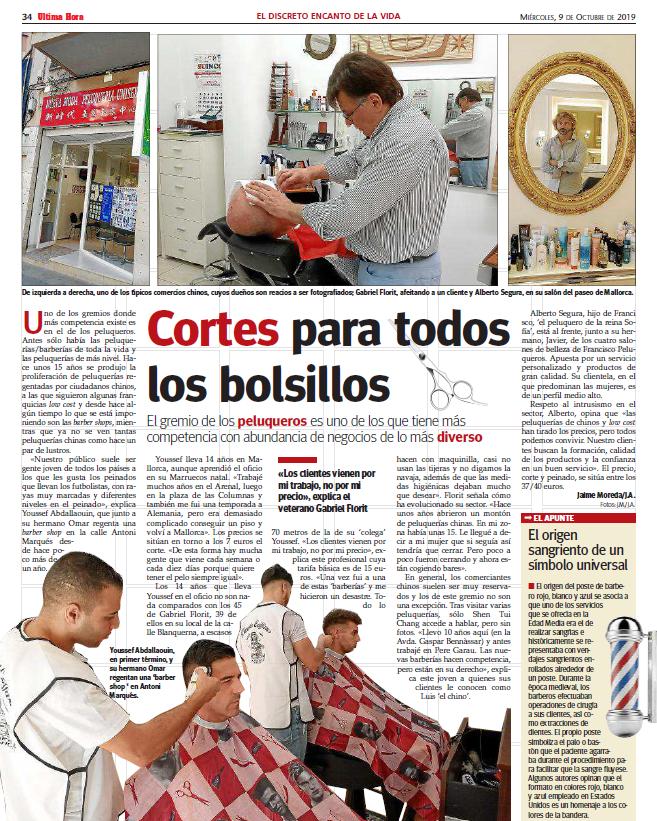 Entrevista a Alberto Segura